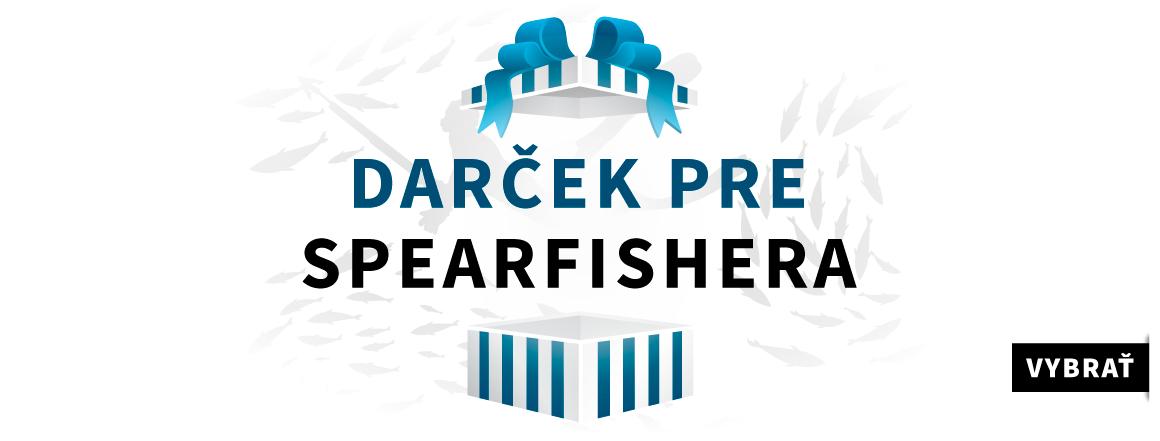 Darček pre spearfishera