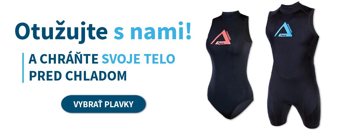 Chráňte sa pred chladom. Ponúkame kompletné vybavenie na zimné plávanie - Plutvy.sk