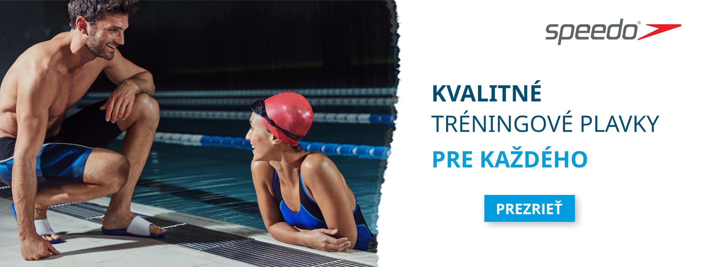 Kvalitné tréningové plavky pre každého