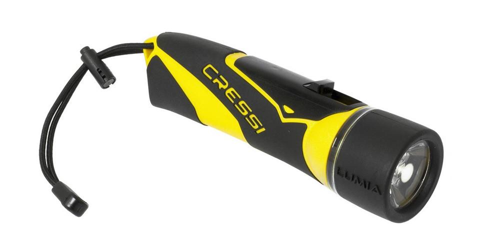 Potápačské baterky