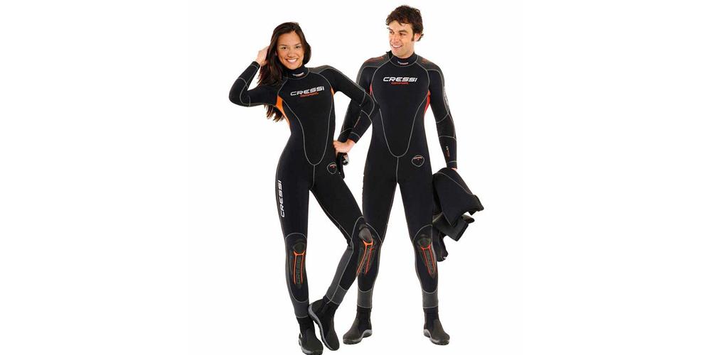 Neoprénové obleky na potápanie