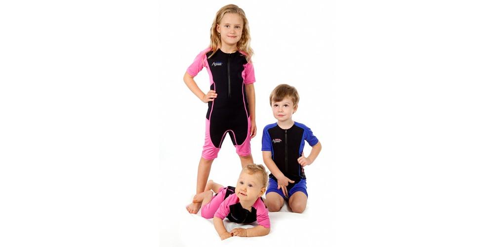 Detské neoprény na plávanie