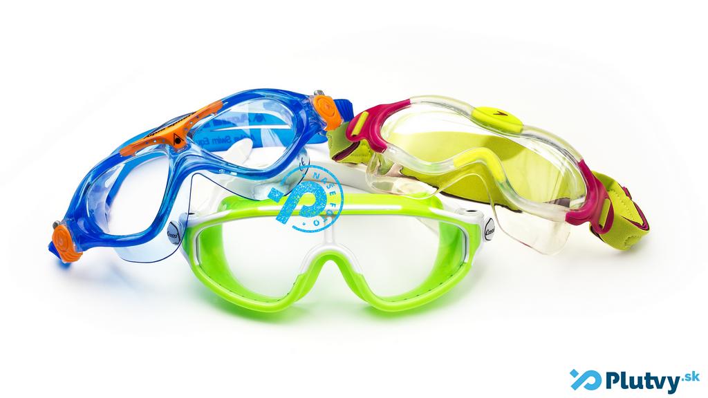 detské okuliare a masky na plavecký kurz, v obchode Plutvy.sk