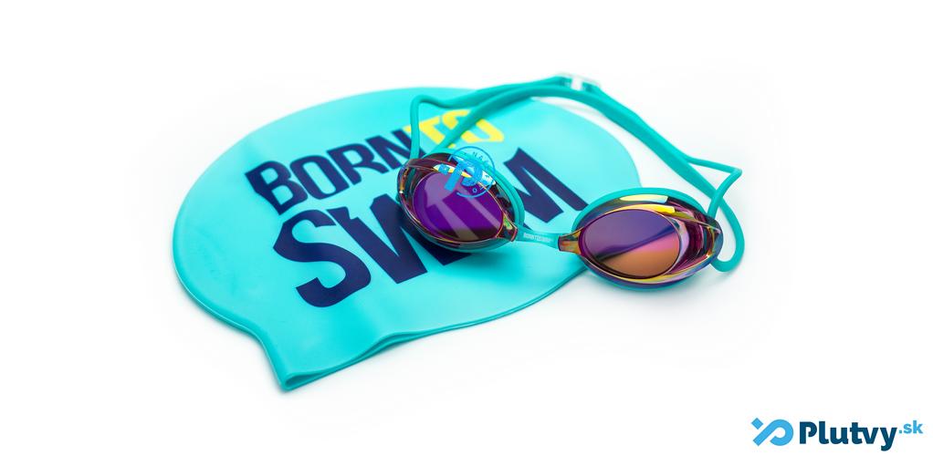 Born To Swim nová česká plavecká značka, v obchode Plutvy.sk