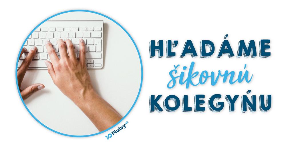 hľadáme asistentku do eshopu Plutvy.sk, v Bratislave, Petržalke