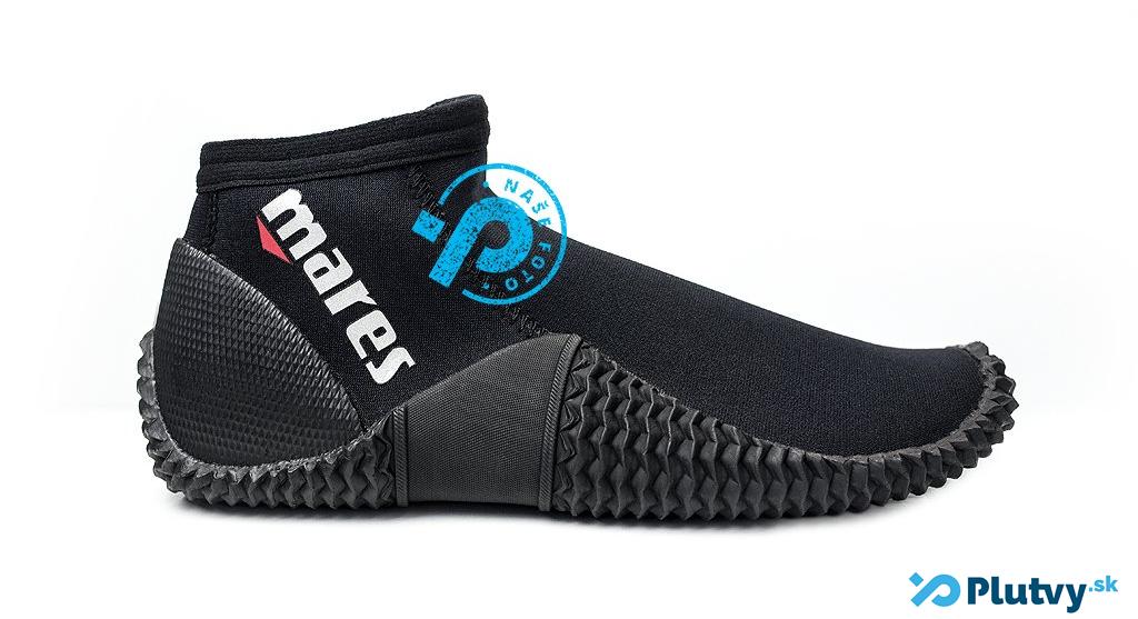 tenké, ľahké topánky do vody Mares, v obchode Plutvy.sk