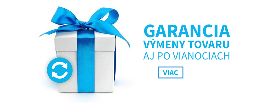 výmena tovaru po Vianociach, obchod Plutvy.sk