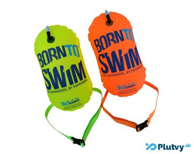 Nafukovací plavák, BornToSwim Light, v obchode Plutvy.sk