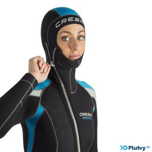 teplý, ženský neoprénový oblek na potápanie, v obchode Plutvy.sk