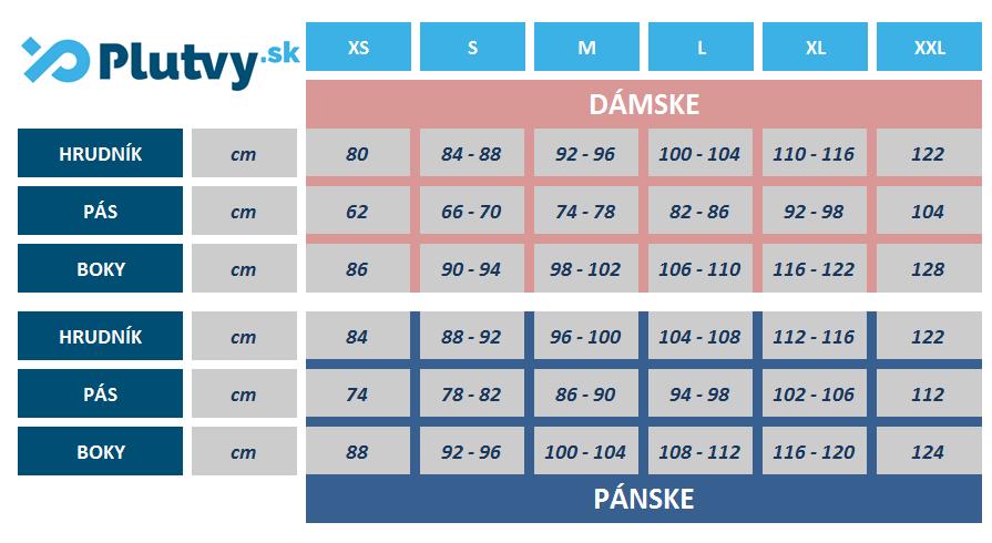 tabuľka funkčné trička Hiko Shade Plush krátky rukáv - v eshope Plutvy.sk
