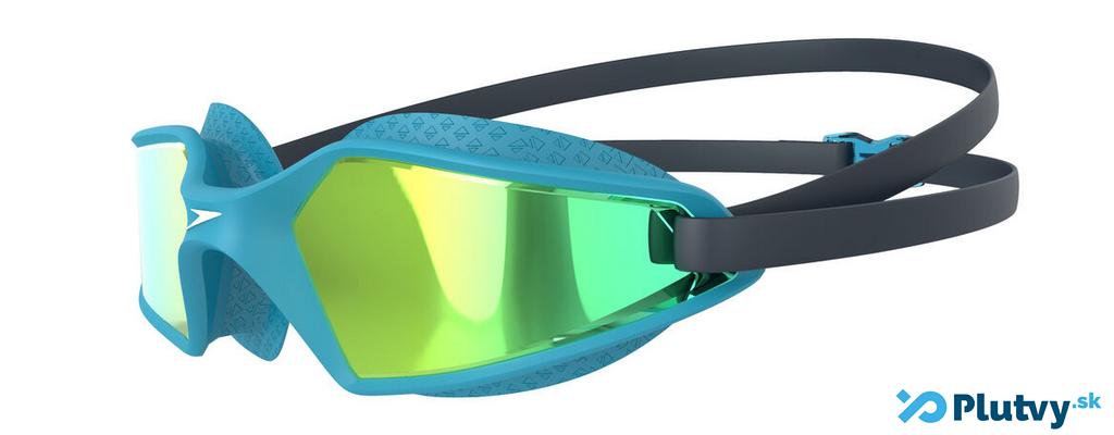 Speedo Hydropulse Junior, zrkadlové plavecké okuliare, v obchode Plutvy.sk