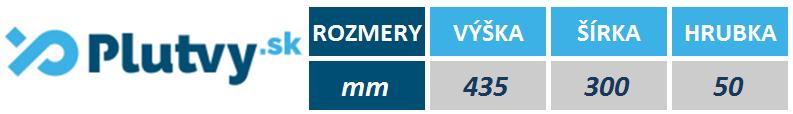 Tabuľka veľkosti dosky na plávanie Speedo Fastskin od PLUTVY.sk