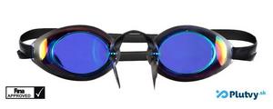 škrupiny, plavecké okuliare TYR Swedish so zrkadlovou úpravou, v e-shope Plutvy.sk