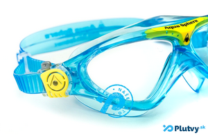 detská plavecká maska Aqua Sphere pre deti od 5 do 13 rokov