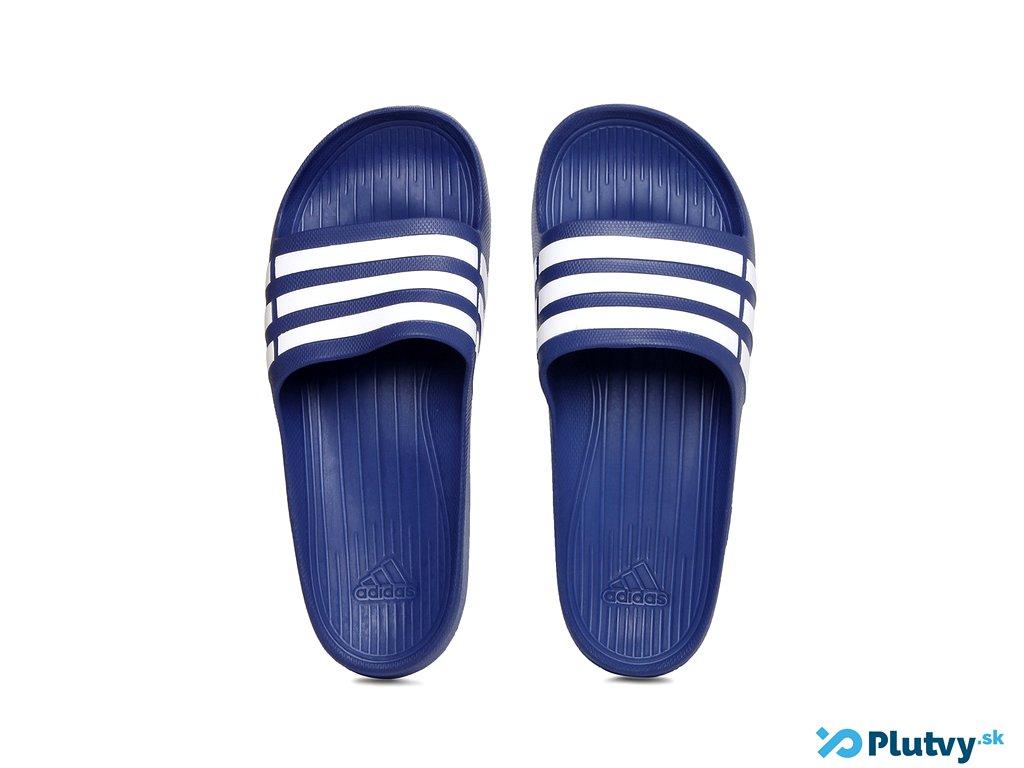 7062607b02e9 Plážové šlapky Adidas Duramo Slide