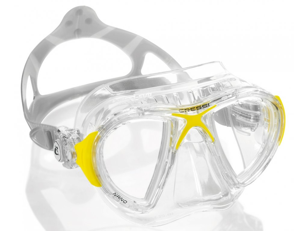 da24e3a98 Potápačská maska Cressi Nano Crystal Potápačská maska Cressi Nano Crystal  ...