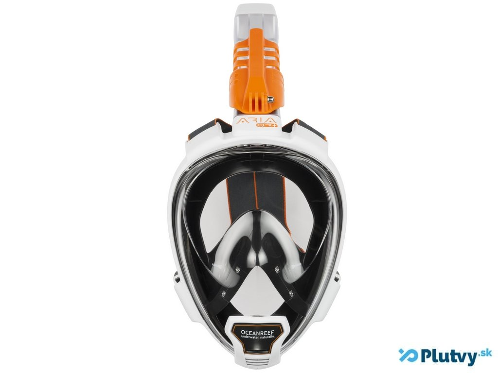 celotvarova maska na ocean reef qr 3 plus plutvy sk