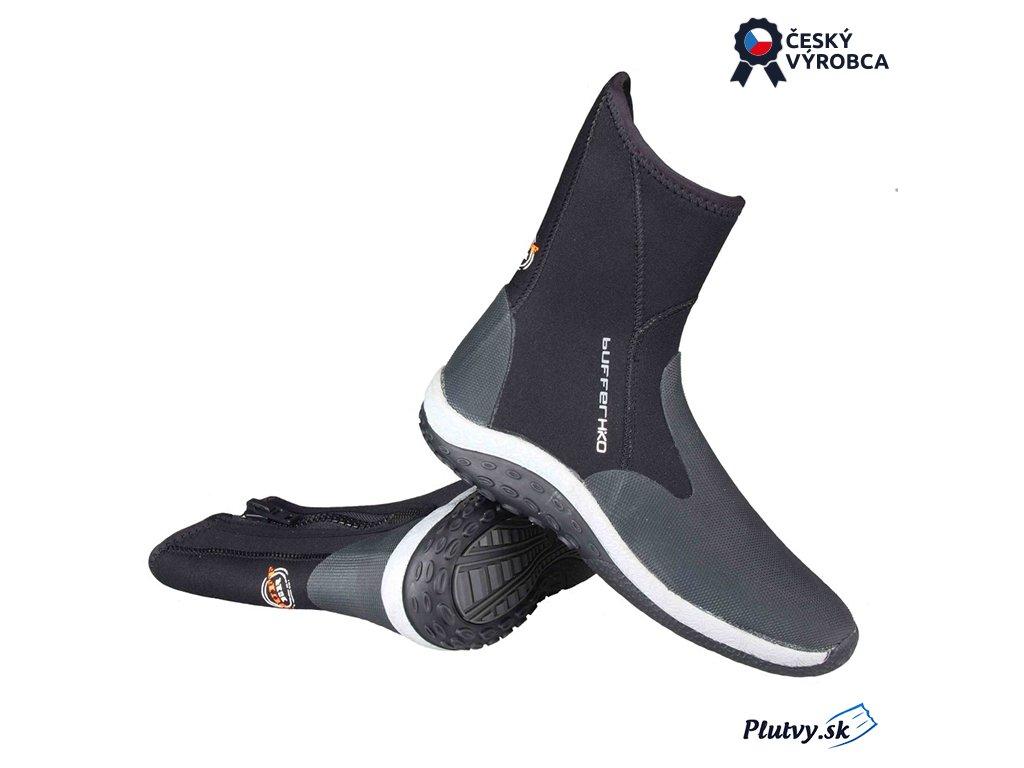 HIKO Buffer neoprénové topánky 5 mm - Plutvy.sk c12cf7b4272