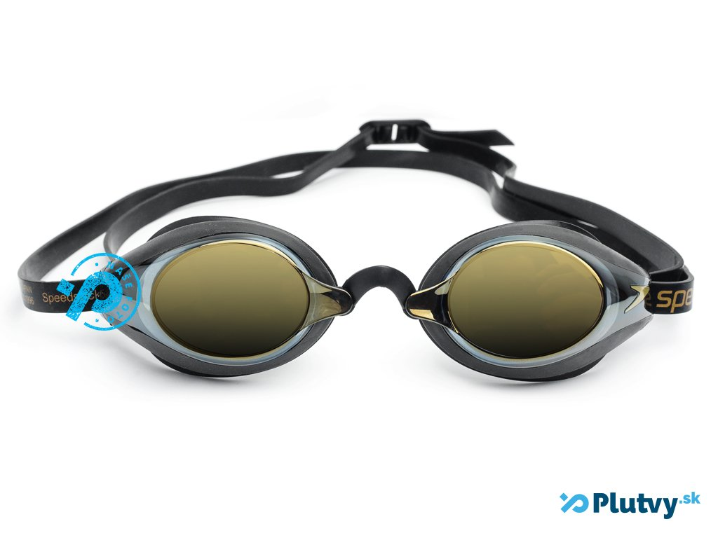 5370b0344 Plavecké okuliare Speedo Speedsocket Mirror - Plutvy.sk