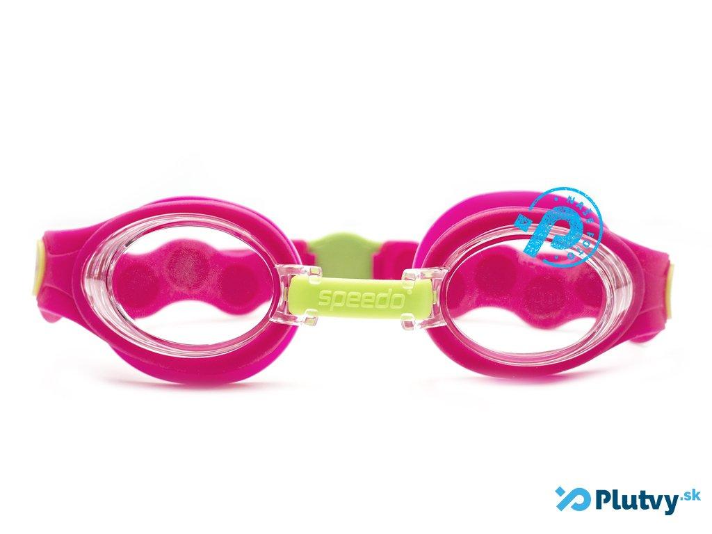 speedo sea squad okuliare ruzove pink