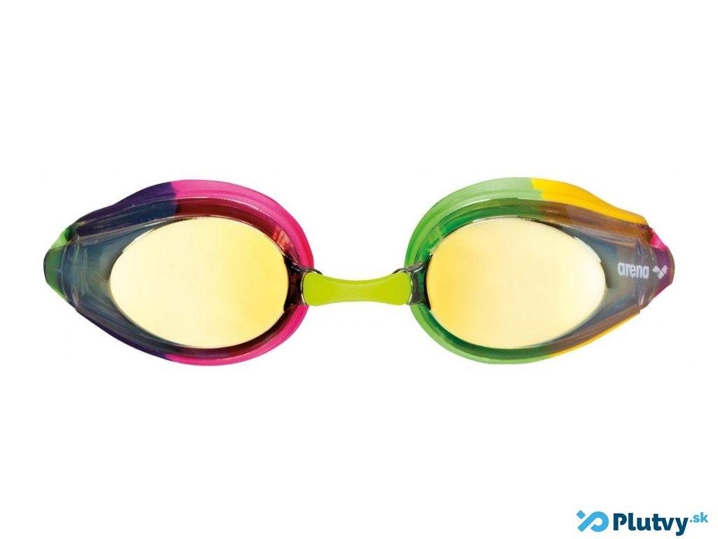 Detské plavecké okuliare Arena Tracks Mirror Junior  da4169fdc80
