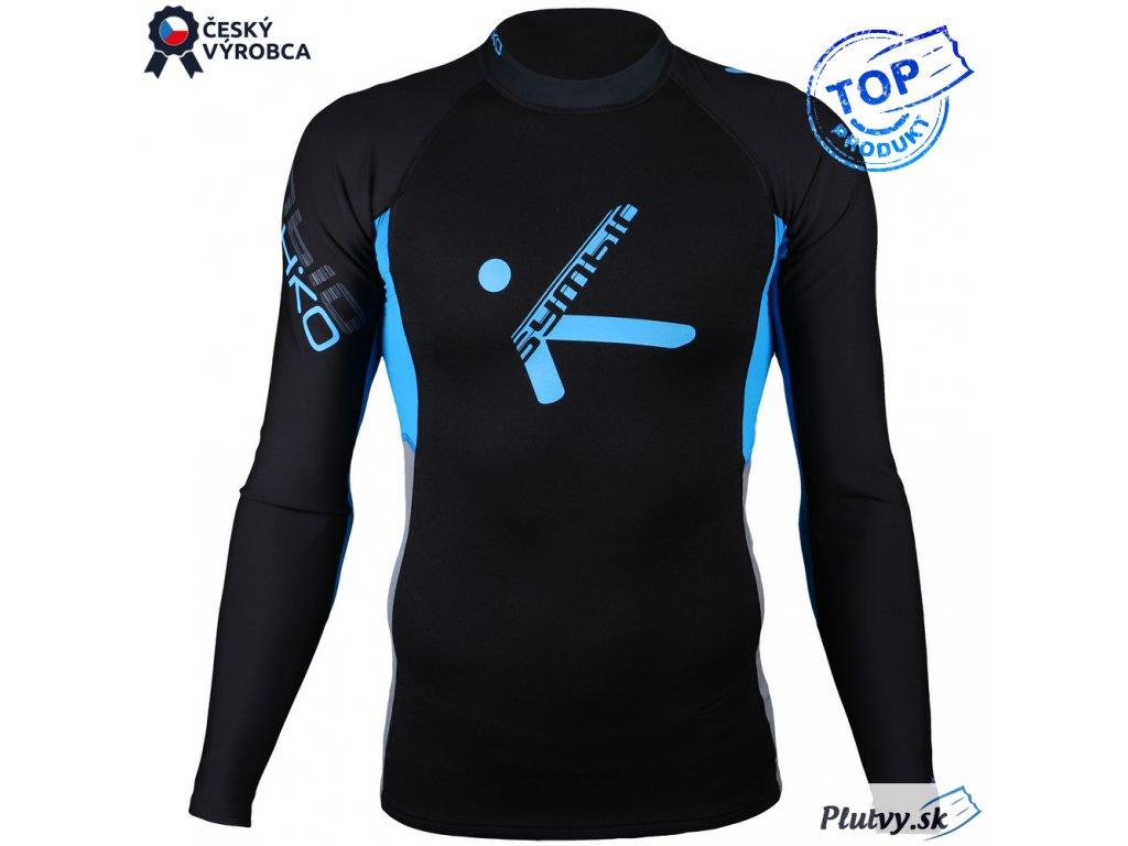 aafd75a6cdd7 Funkčné tričko Hiko Symbio s dlhým rukávom - Plutvy.sk