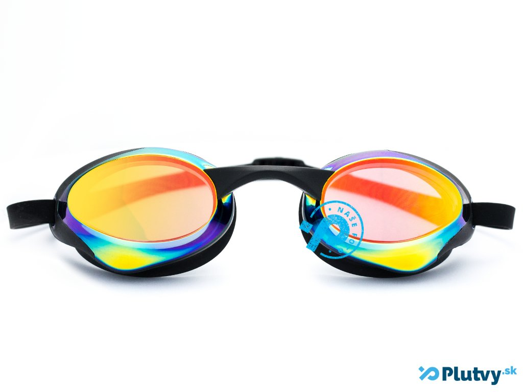 Zrkadlové plavecké okuliare BornToSwim Nitro  436a0df498c