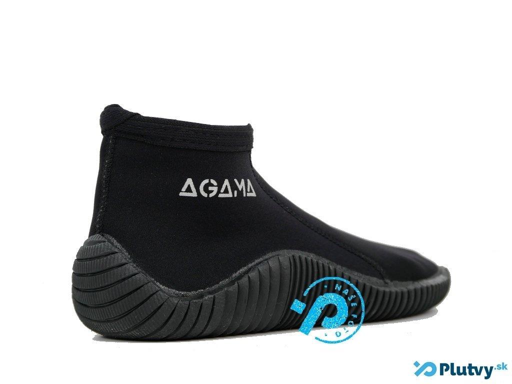 Neoprénové topánky Agama Rock 3.5 mm - Plutvy.sk 6038d6b135