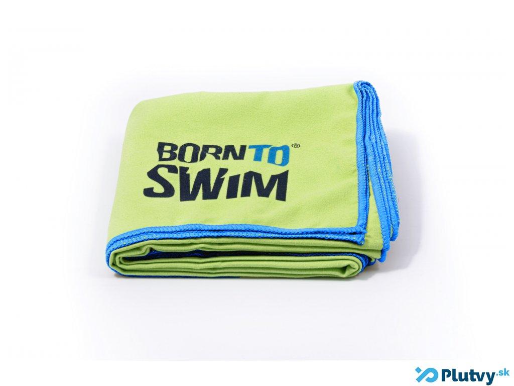 26c68c63e Plavecký uterák z mikrovlákna Born To Swim - Plutvy.sk