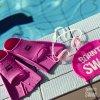 Detské plavecké plutvy BornToSwim