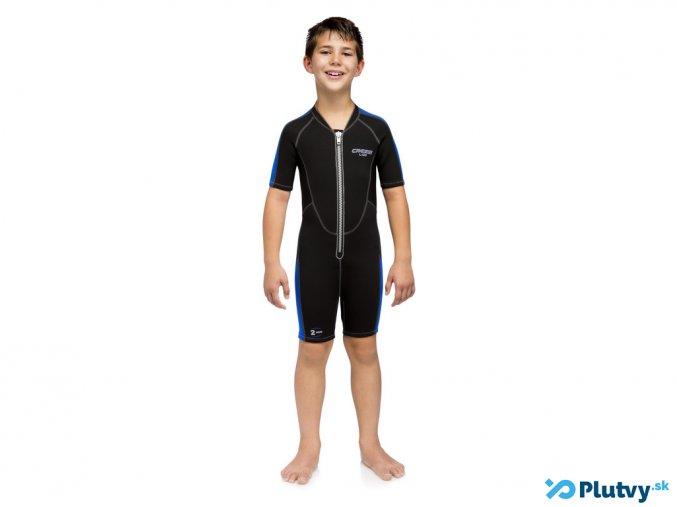cressi lido detsky neopren na snorchlovanie potapanie