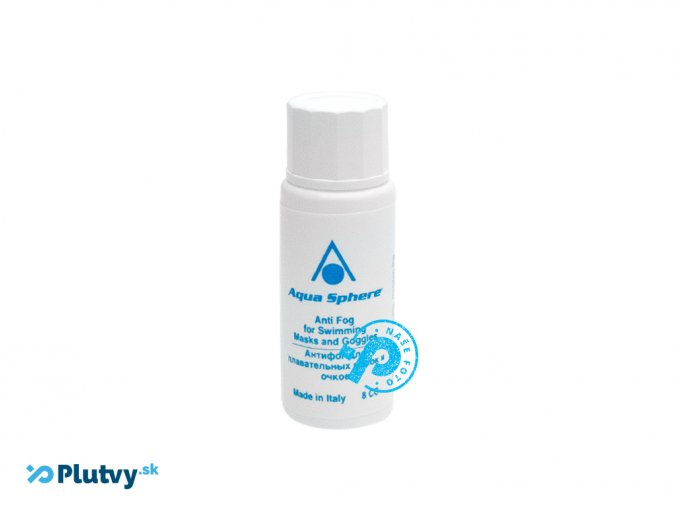 antifog bio sprej proti zahmlievaniu aquasphere