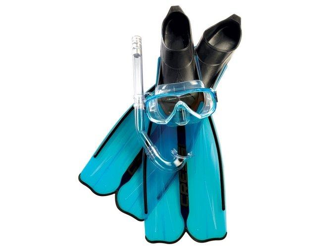 Potápačský set Cressi Rondinella Bag