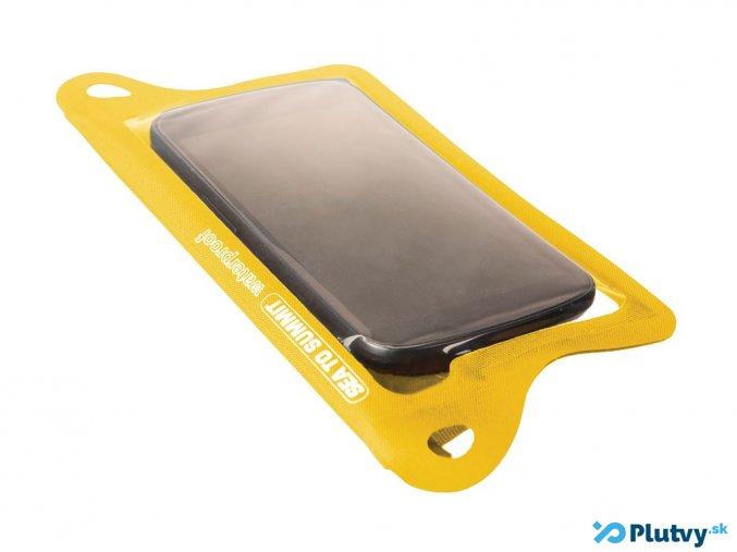 vodotesne puzdro na telefon sea to summit smartphone xl