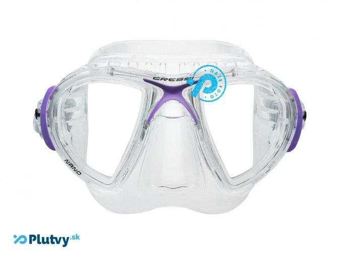 cressi nano maska