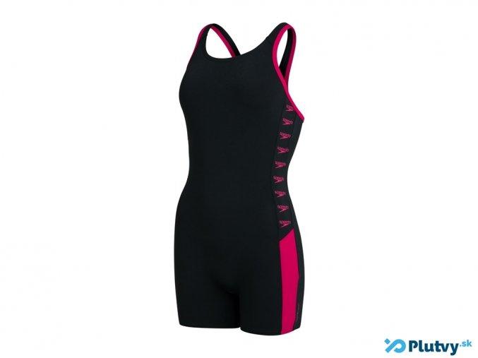 speedo boom splice legsuit damske sportove plavky