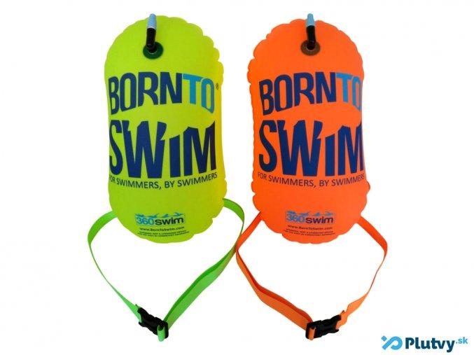 vyrazny plavak na plavanie