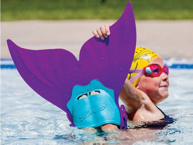 detska monoplutva mermaid
