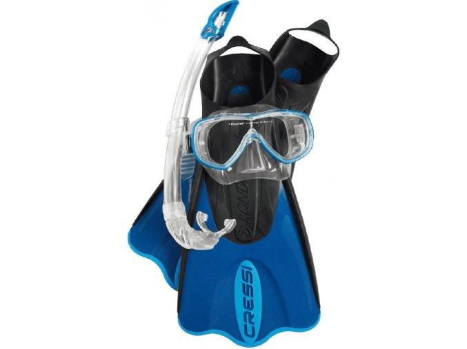 Potápačský set Elastic Short Bag Cressi