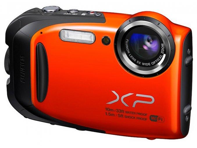 Digitálny fotoaparát do vody Fuji FinePix XP70
