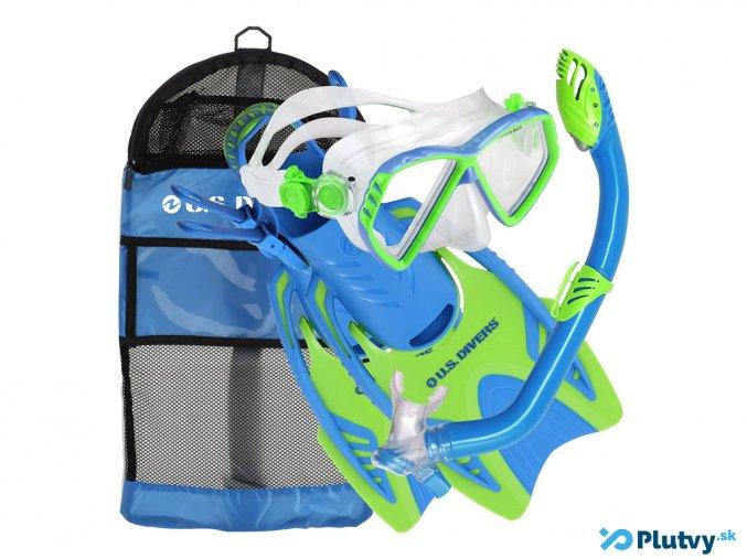 aqualung sport detsky snorchlovaci set