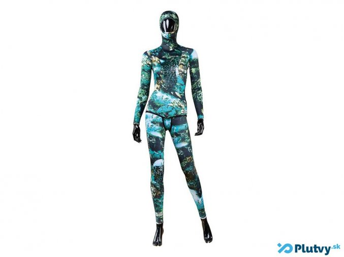 salvimar sea walker damsky camouflage neopren