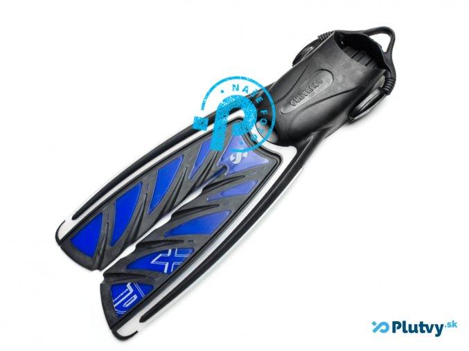 scubapro splitfin xp potapanie plutvy