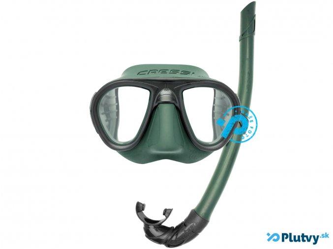freedivingovy set cressi calibro plutvy sk