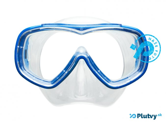 Detská maska na šnorchlovanie Cressi Piumetta
