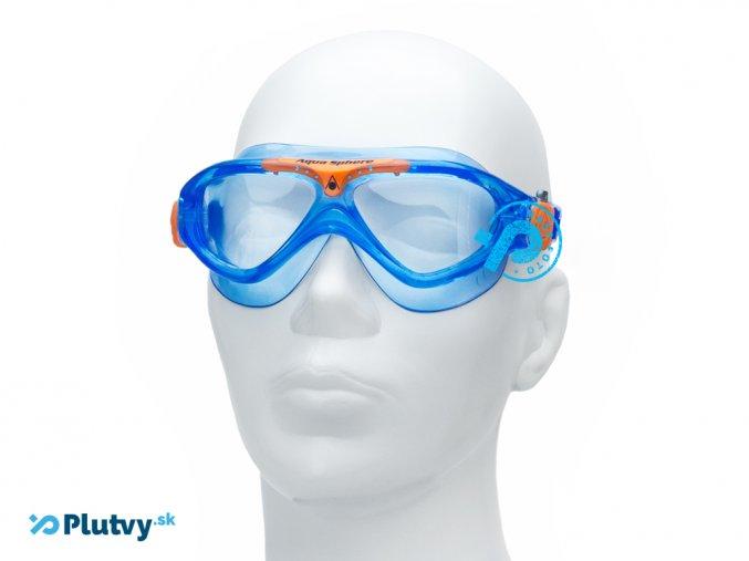 plavecka detska maska aquasphere vista jr