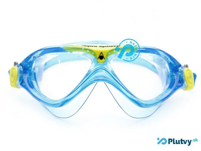 plavecka maska pre deti aquasphere vista junior