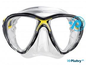 7952174b5 Dioptrické masky na potápanie a šnorchlovanie s dioptriami -1 až -6 ...