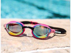Plavecké okuliare Topswim Aqua Mirror