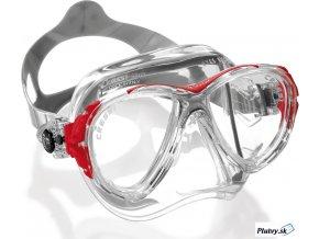 Potápačská maska Cressi Eyes Evolution Crystal